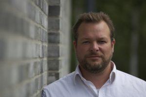 Lars Kristian Hansen beregner energirammen